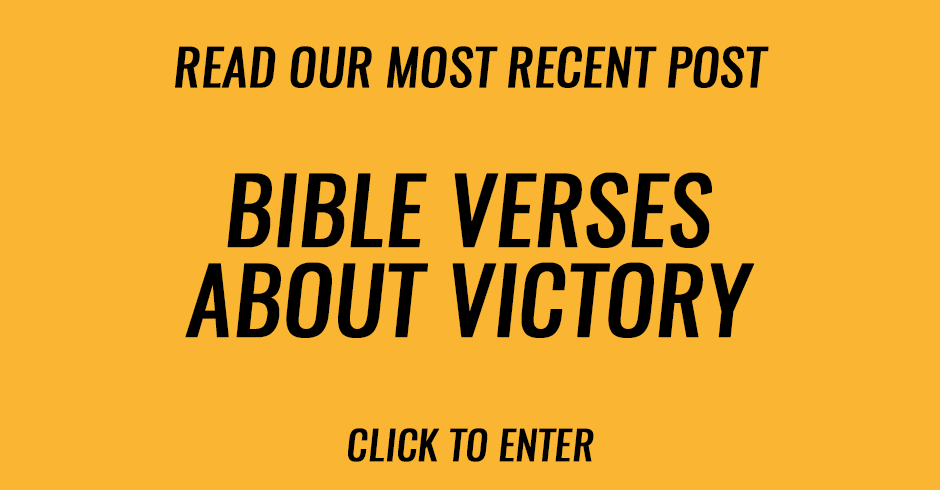 Bible verses about victory