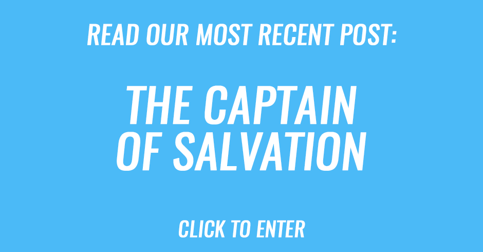 The captain of salvation