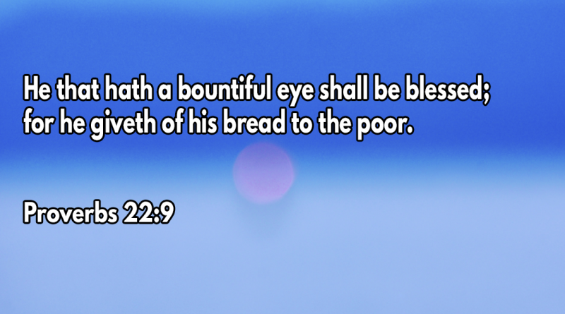 He that soweth iniquity shall reap vanity- and the rod of his anger shall fail